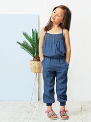 Fille-Les looks-Look Tropicale parade