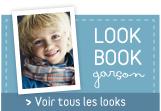 Lookbook garçon