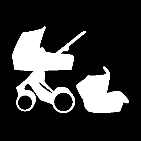 Pictogramme poussette Combinée