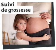 Suivi de grossesse