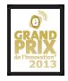 Grand prix de l'innovation* 2013