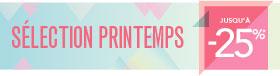Sélection Printemps
