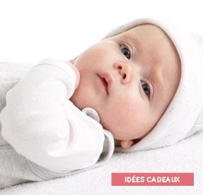 Premiers jours... tout pour dorloter bébé !