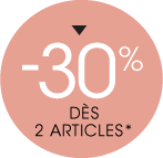 -25% dès 2 articles