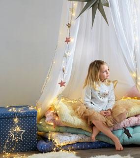 Ici c'est pour la chambre de vos enfants!