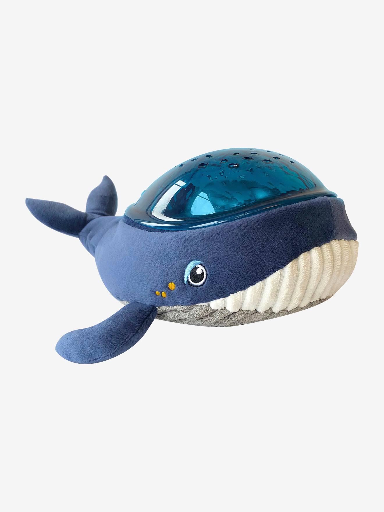 Projecteur dynamique Baleine Aquadream PABOBO bleu - Pabobo