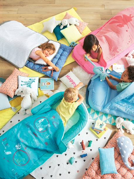 sac de couchage readybed avec matelas int gr et t te de. Black Bedroom Furniture Sets. Home Design Ideas