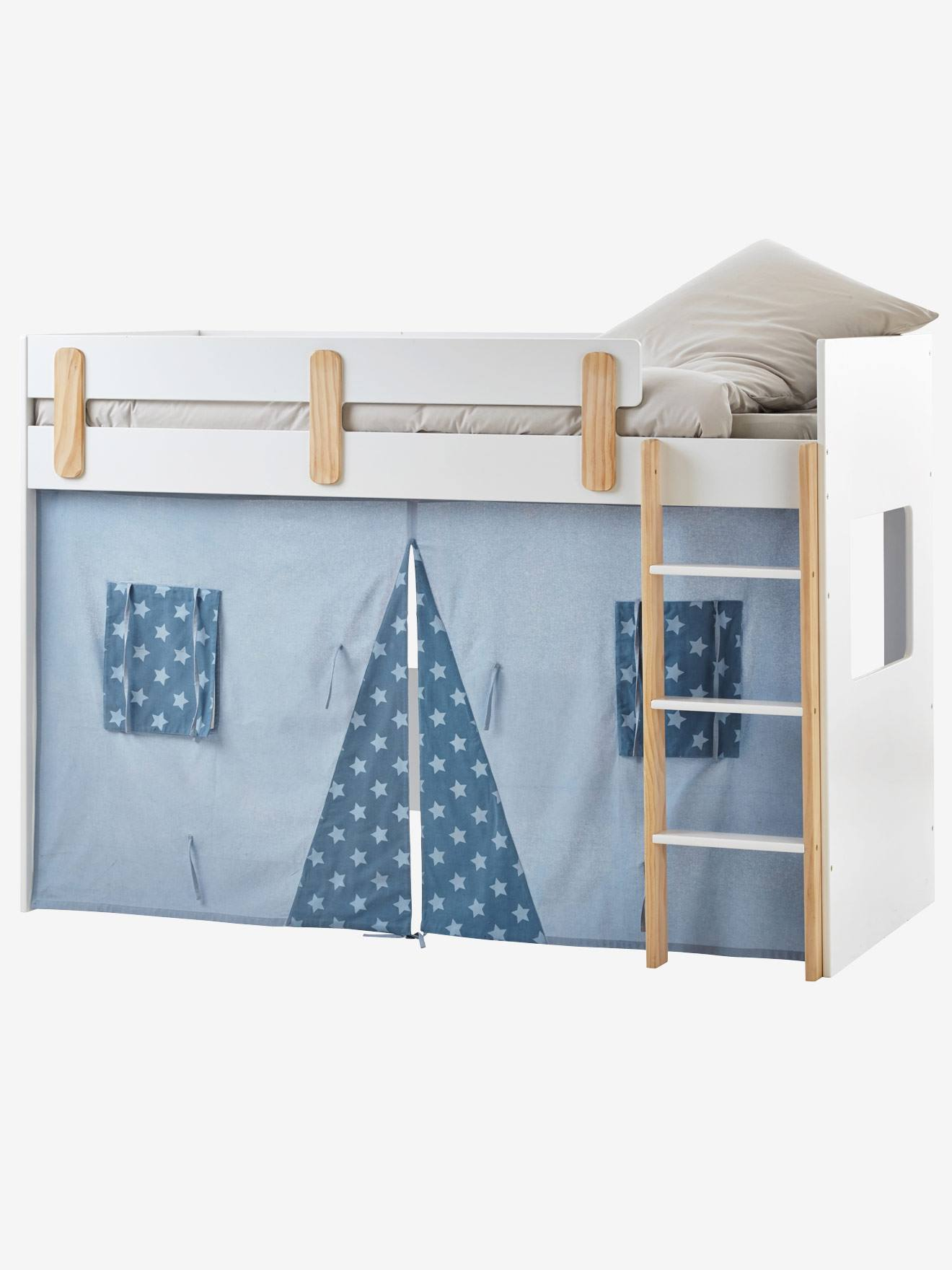 rideau vert baudet excellent rangement et occultant pois with rideau vert baudet rideau motifs. Black Bedroom Furniture Sets. Home Design Ideas
