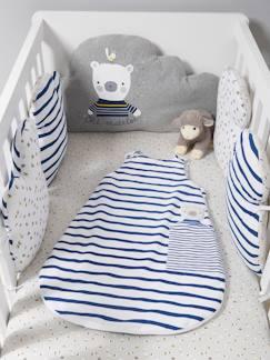 tour de lit b b modulable et color vertbaudet. Black Bedroom Furniture Sets. Home Design Ideas