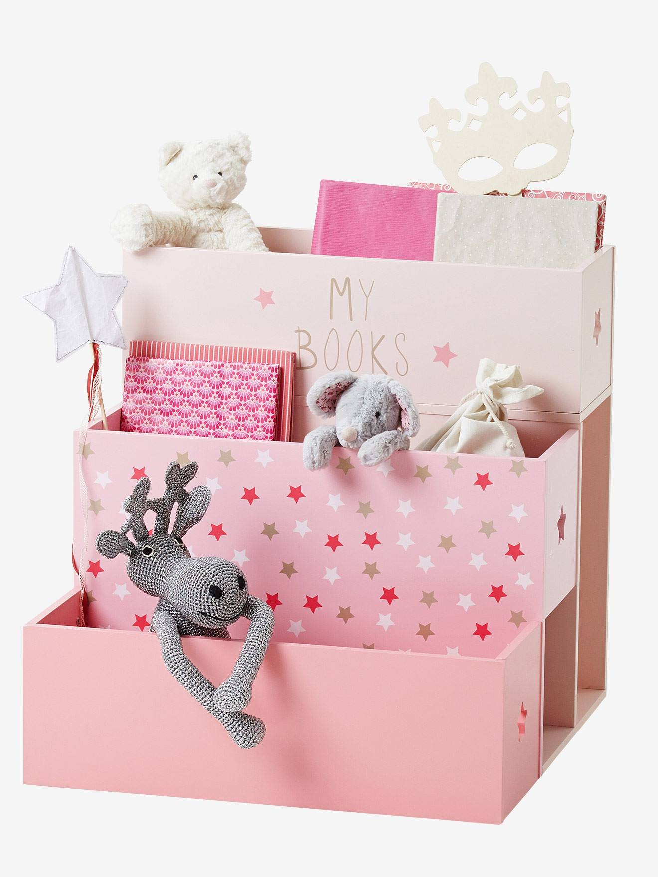 Trendy rangement et escalier secret magique with meuble - Meuble rangement jouet fille ...