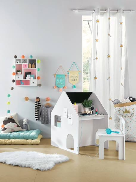 combin maternelle bureau chaise casaburo vertbaudet. Black Bedroom Furniture Sets. Home Design Ideas