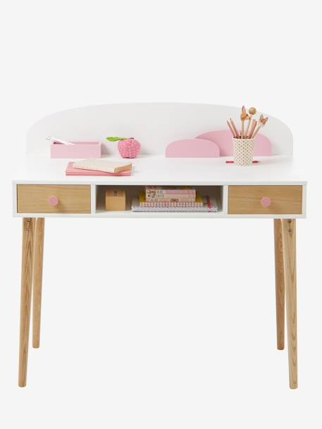 bureau junior confetti vertbaudet. Black Bedroom Furniture Sets. Home Design Ideas