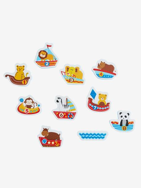 Stickers de bain multicolore 1 - vertbaudet enfant
