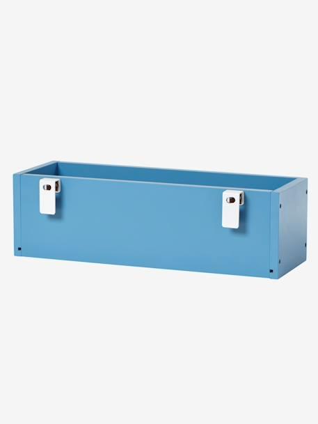 bac de rangement suspendre bleu vertbaudet. Black Bedroom Furniture Sets. Home Design Ideas
