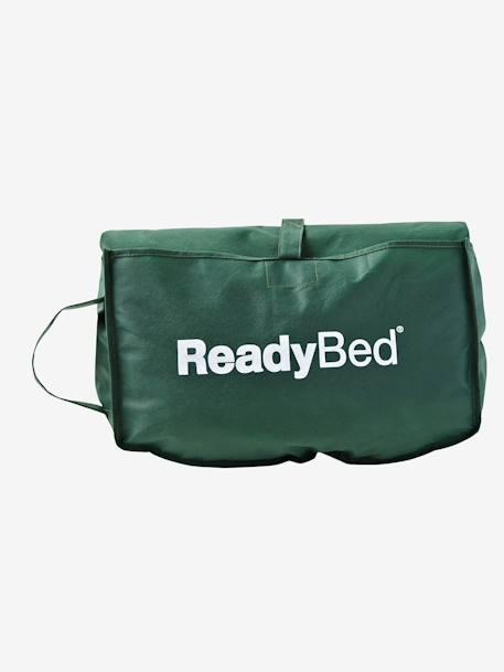 sac de couchage readybed avec matelas int gr jungle imprim safari vertbaudet. Black Bedroom Furniture Sets. Home Design Ideas