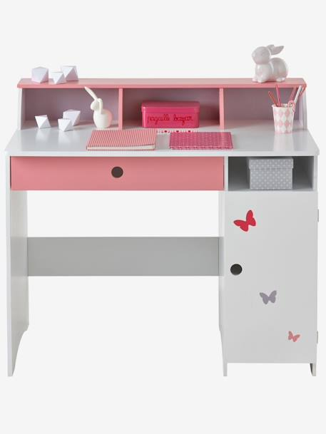 bureau junior envol e blanc vertbaudet. Black Bedroom Furniture Sets. Home Design Ideas