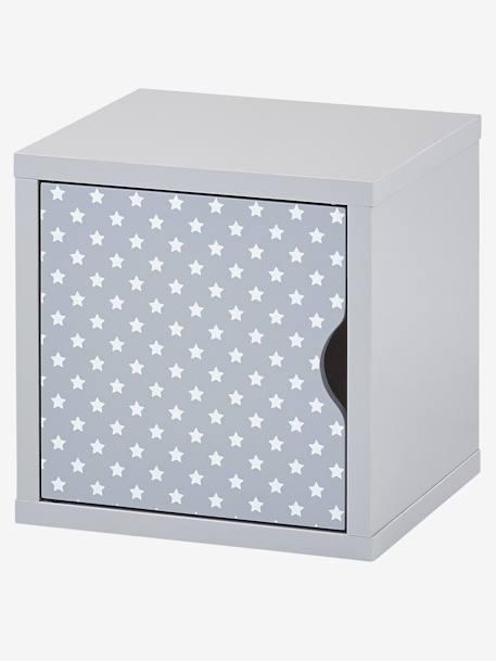 porte pour meuble cases ardoise vertbaudet. Black Bedroom Furniture Sets. Home Design Ideas
