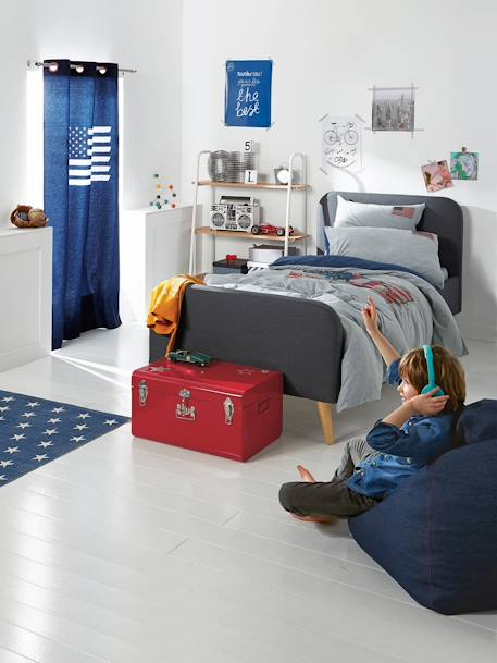 Rideau Denim room Denim 2 - vertbaudet enfant