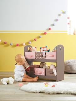 biblioth que enfant un rangement pour enfant vertbaudet. Black Bedroom Furniture Sets. Home Design Ideas
