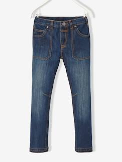 Pantalon indestructible garçon en denim