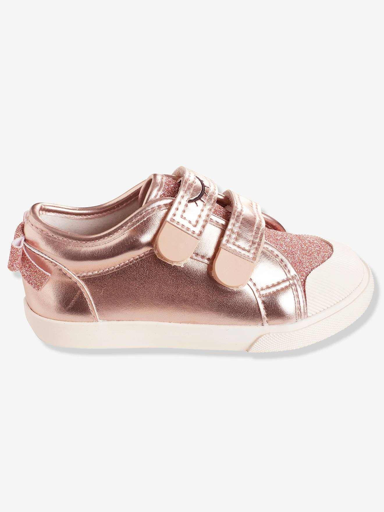 watch af2cc fb771 Chaussures Chaussures fille 23 38 Baskets,tennis Baskets scratchées fille  collection