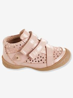 Ambiance maternelle-Bottines cuir fille collection maternelle