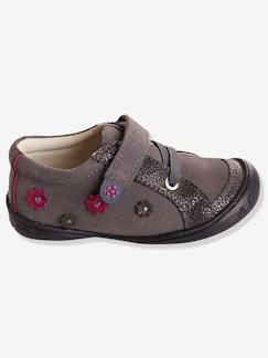 Chaussures-Chaussures basses cuir fille collection maternelle