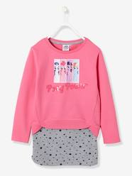 Ensemble sweat + jupe fille My little poney® en molleton  [numero-image] - vertbaudet enfant