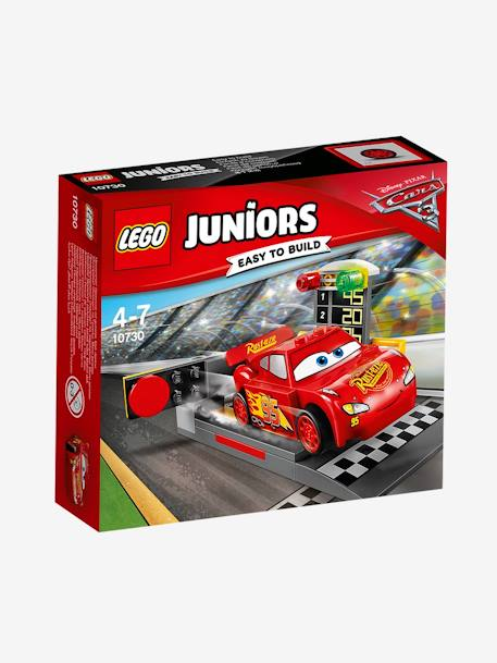 Le propulseur de Flash McQueen Lego junior Multicolore 1 - vertbaudet enfant