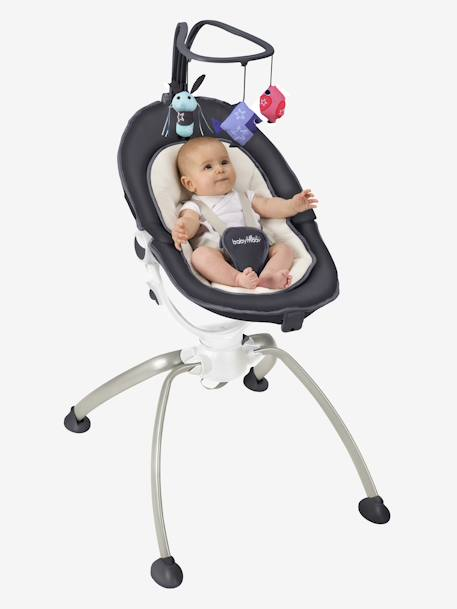 Transat BABYMOOV Swoon Up Gris 5 - vertbaudet enfant
