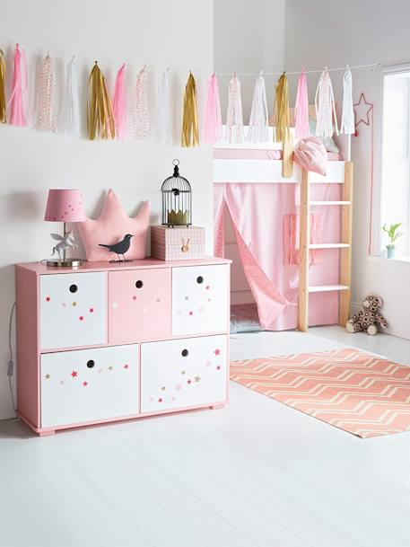 lampe de chevet licorne rose vertbaudet. Black Bedroom Furniture Sets. Home Design Ideas