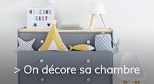 On décore sa chambre