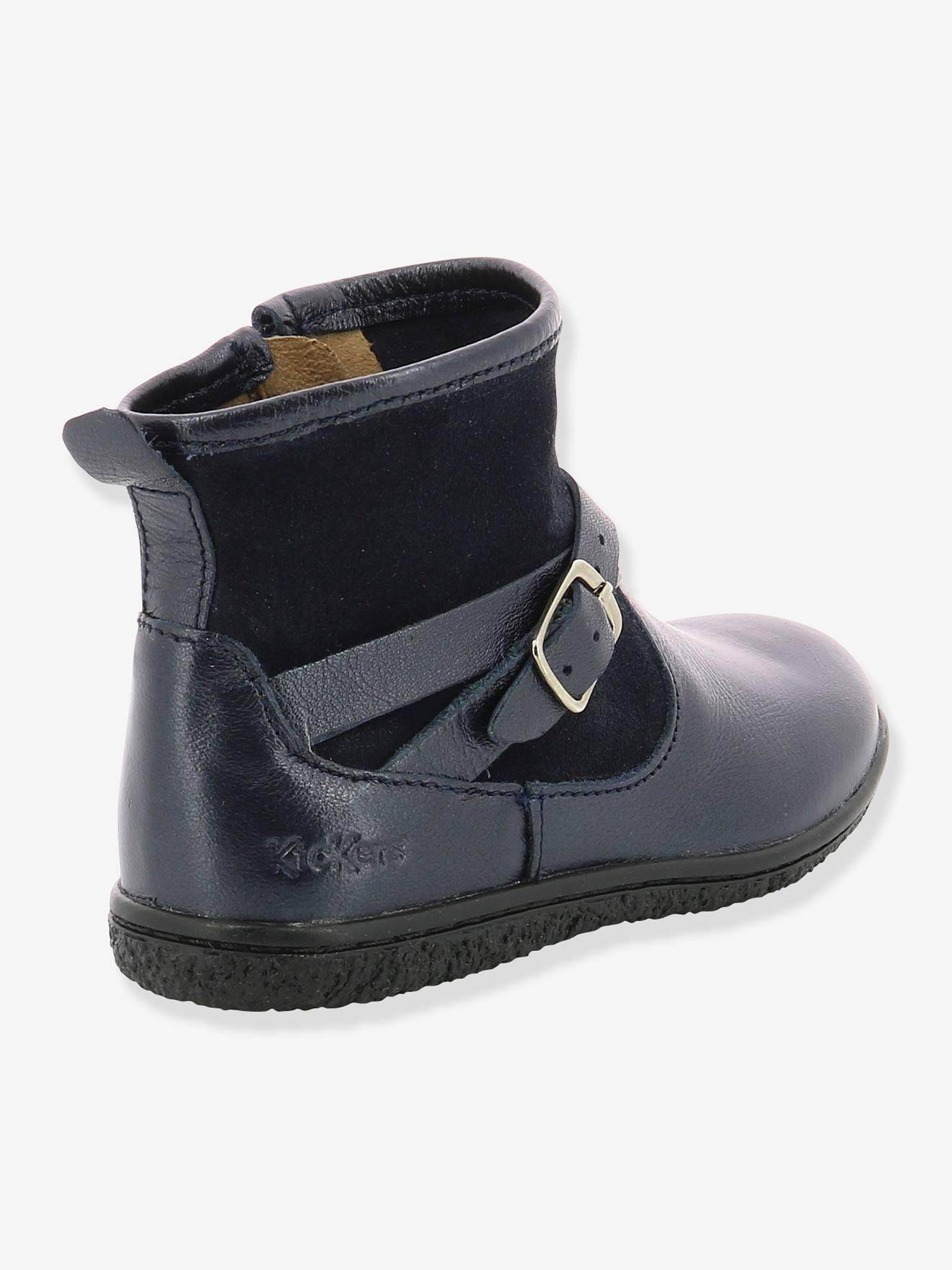 Boots Fille, Kickers Viktor