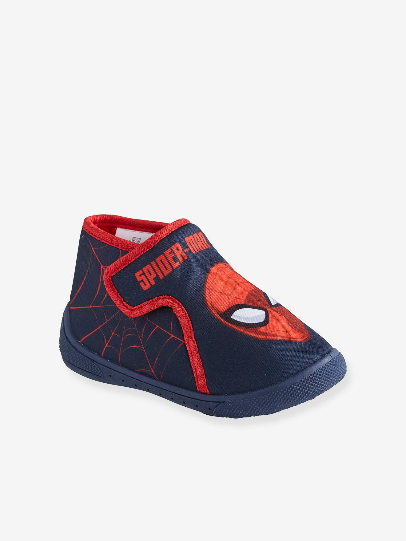 Chaussons antid/érapants Spiderman
