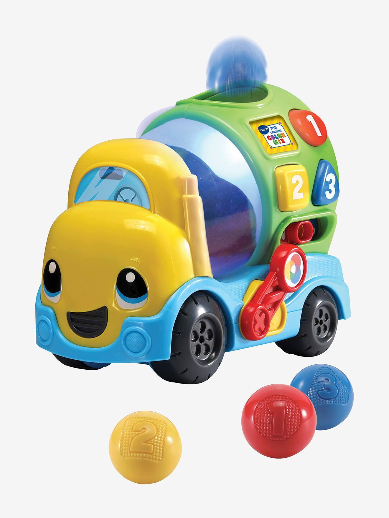 P'tit camion color mix VTECH multicolore