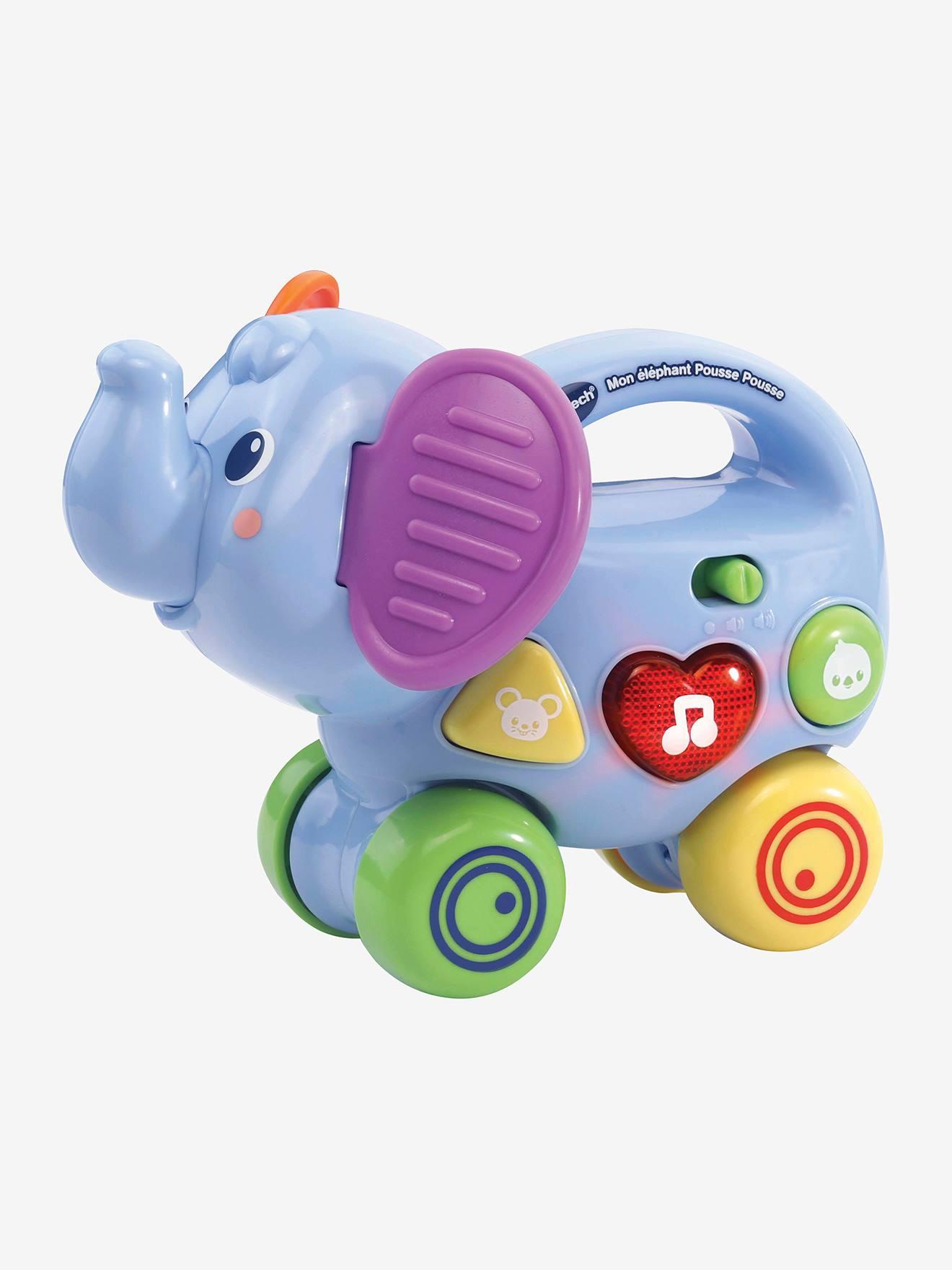 Mon éléphant pousse pousse VTECH multicolore