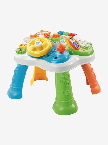 Ma Table D Activites Bilingue Vtech Multicolore Vtech