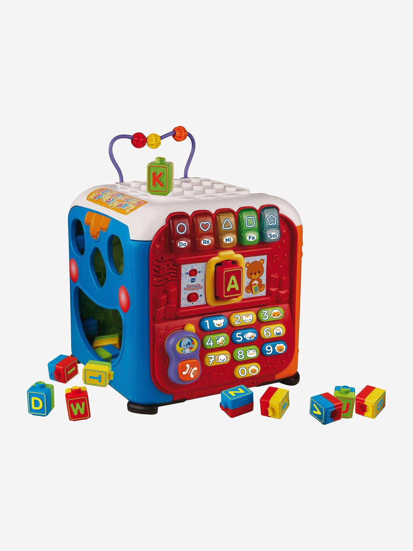 Maxi cube multi-activités VTECH multicolore