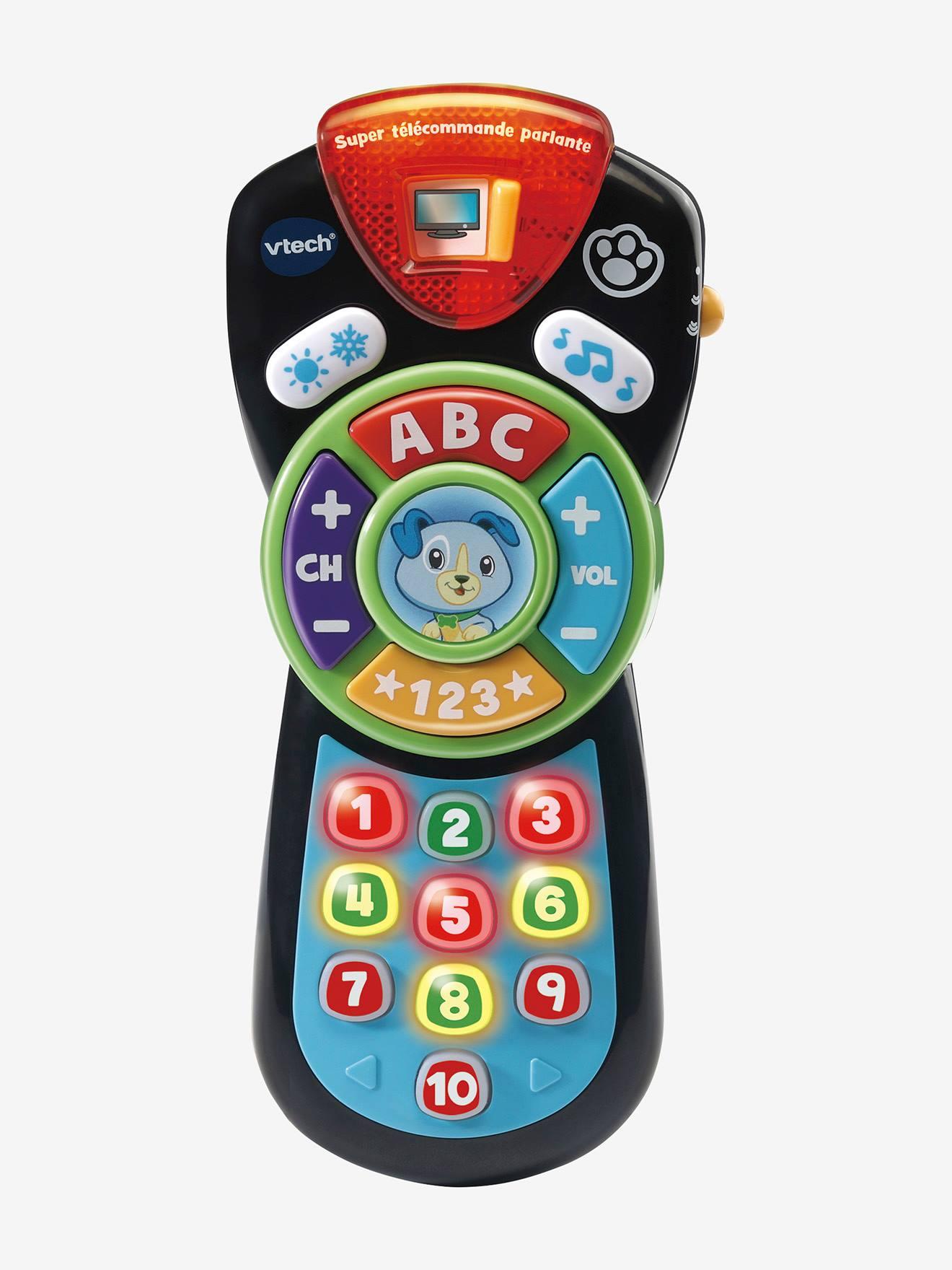 Super télécommande parlante VTECH multicolore