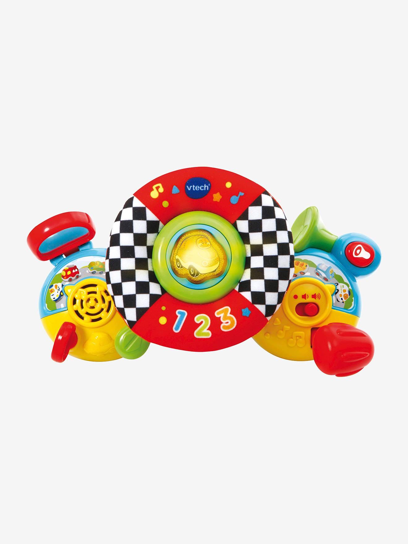 Mon baby volant Tut Tut Bolides VTECH multicolore
