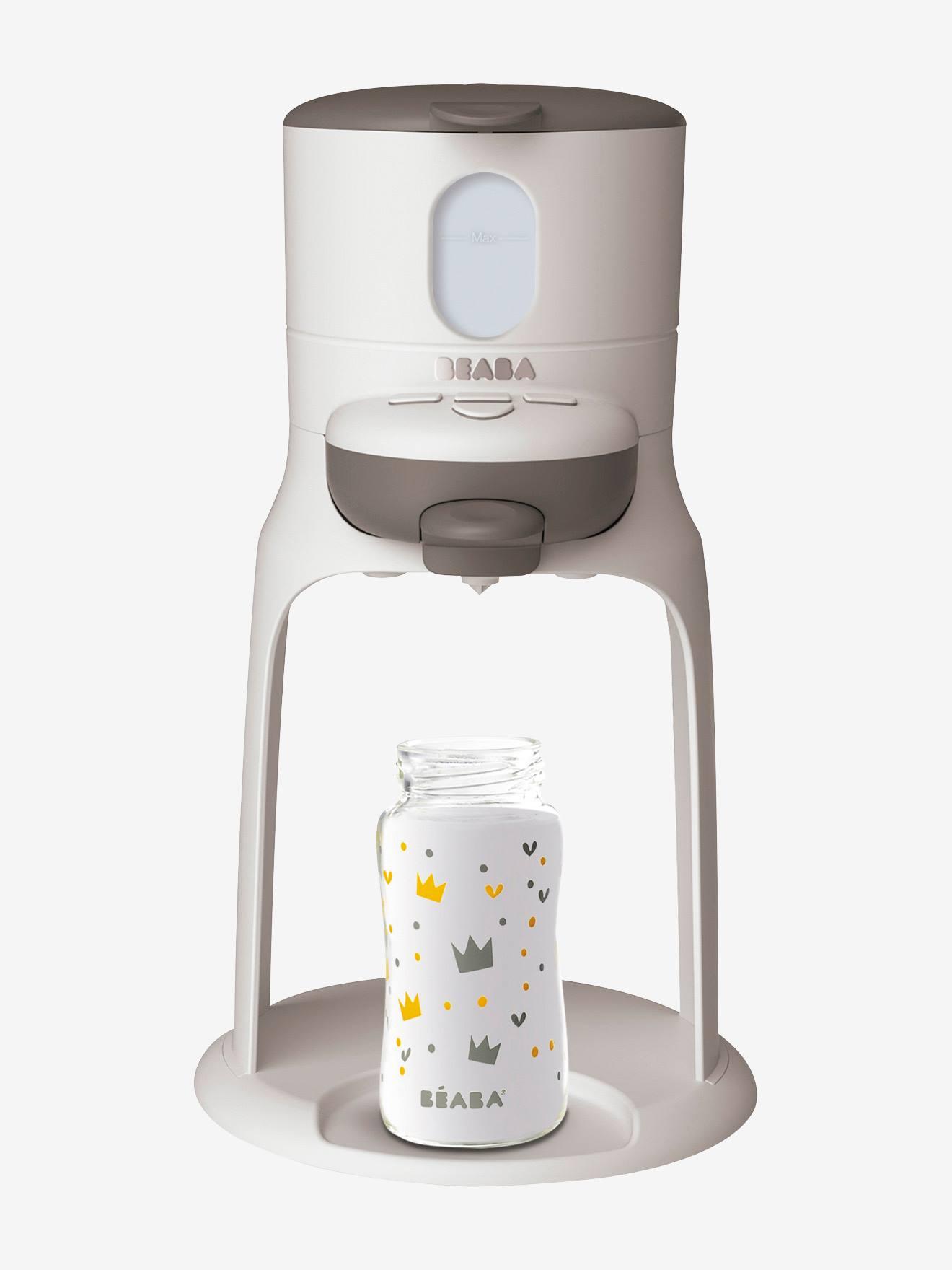sans BPA amzdeal St/érilisateur Biberons 5 en 1 Chauffe-Biberons et S/èche-Biberons Arr/êt Automatique St/érilisateur /Électrique /à Vapeur avec LCD /Écran et Filtre HEPA jusqu/'/à 6 Biberons