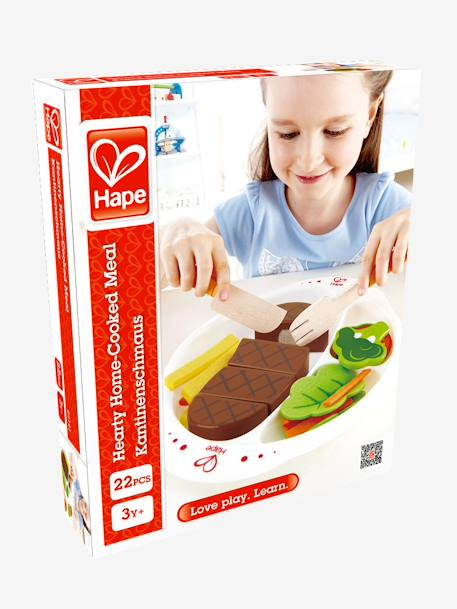 Set steak frites HAPE. Multicolore 3 - vertbaudet enfant