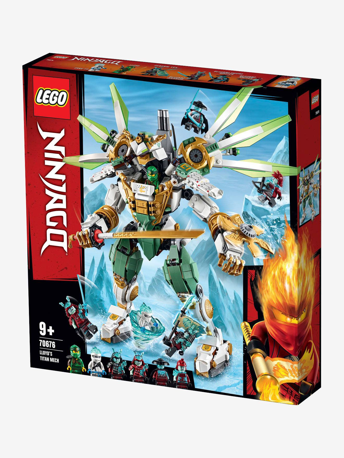 Fetes Occasions Speciales Personnalise Lego Ninjago Lloyd Carte D Anniversaire 3 4 5 6 7 8 Fille Garcon Enfant Maison Cdnorteimagen Cl