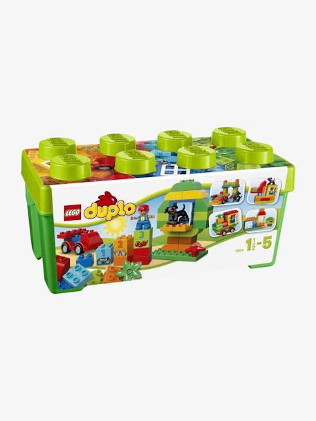 Calendrier Avent Duplo.10572 Grande Boite Du Jardin En Fleurs Lego Duplo Multicolore Lego Duplo