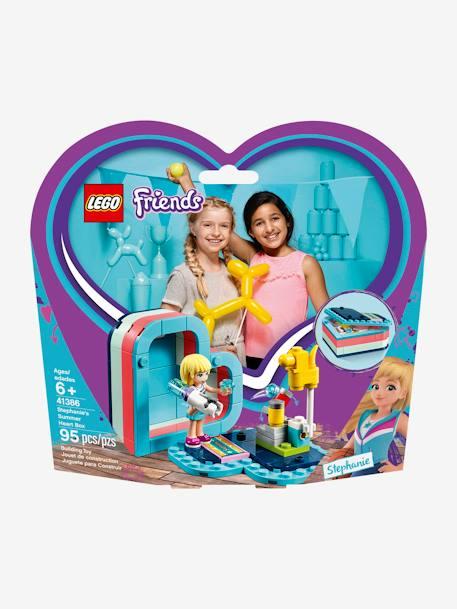 Calendrier De L Avent Lego City 2020.41386 La Boite Cœur De Stephanie Lego Friends Rose Lego Duplo