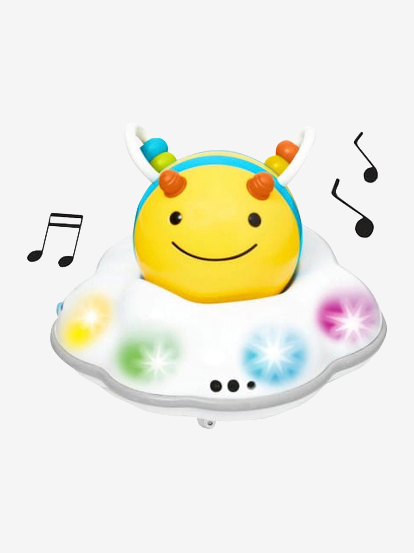 Skip*Hop Jeu Musical 1Er /Âge-Abeille Non Stop 2 en 1 Explore /& More SK-303108
