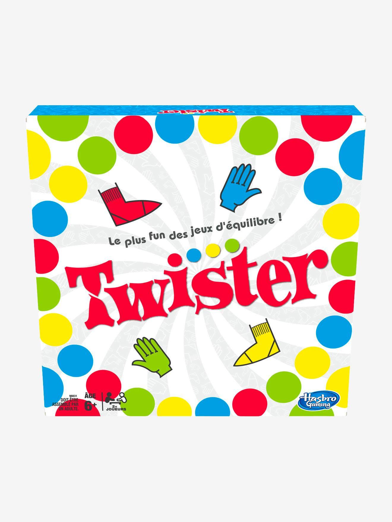 Twister - Hasbro Gaming vert