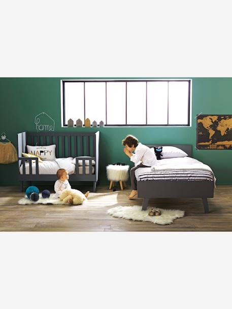 lit enfant ligne madison blanc vertbaudet. Black Bedroom Furniture Sets. Home Design Ideas