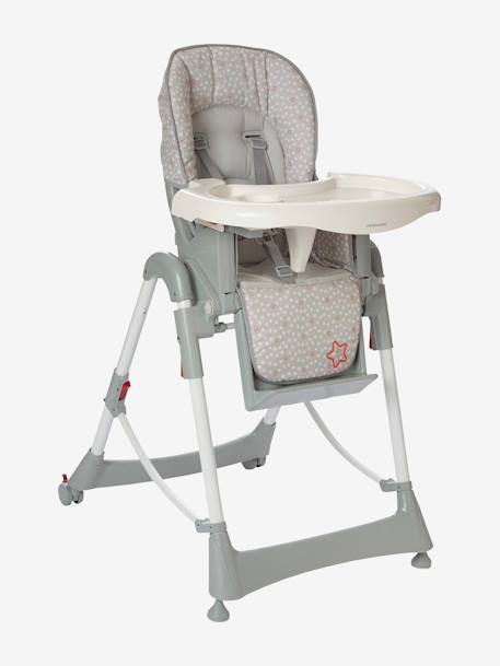 Chaise multiposition VERTBAUDET MagicSeat Gris étoiles+Jungle+Rayé bleu 1 - vertbaudet enfant