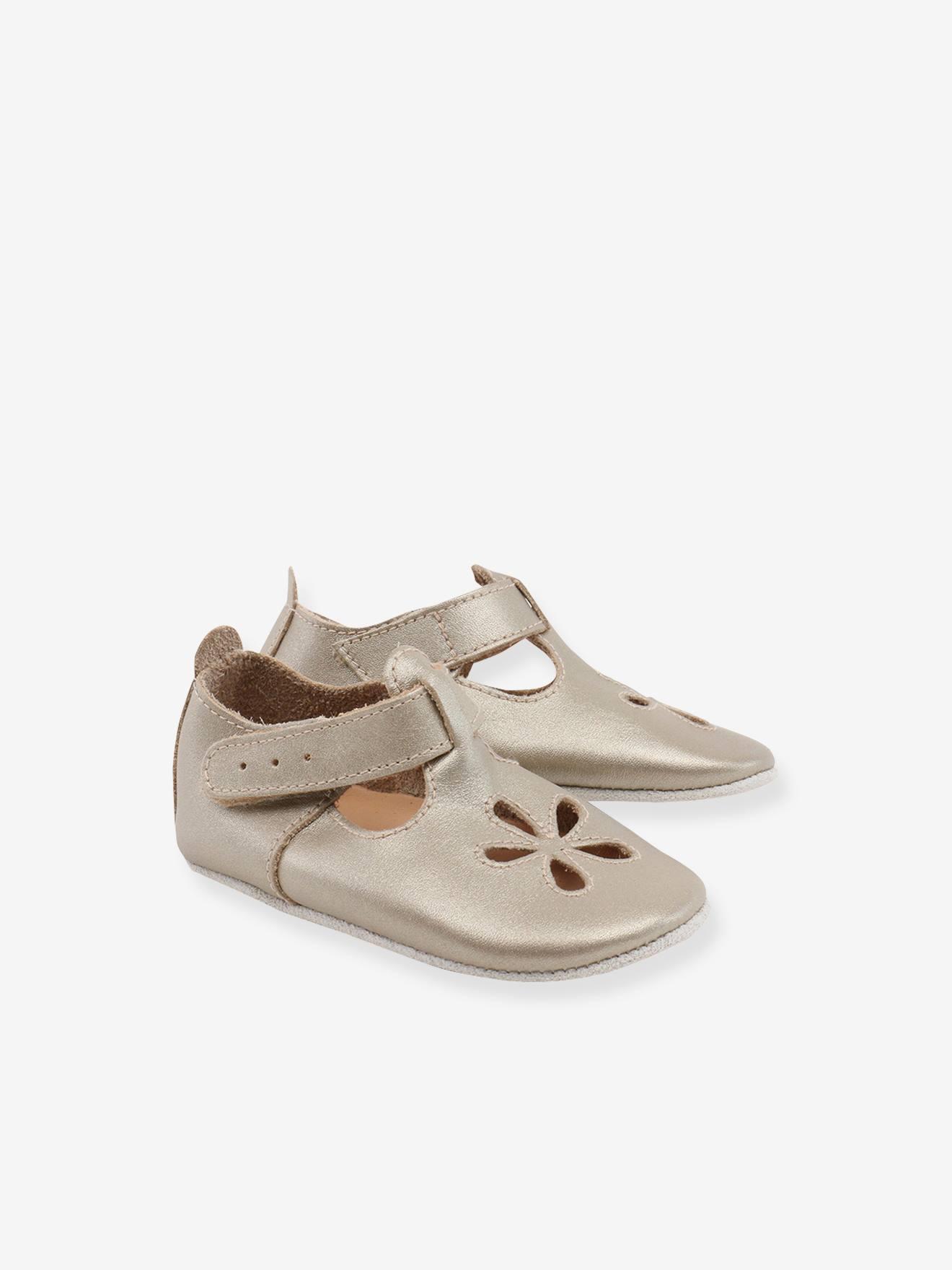 M Bobux Soft Soles Sandale dor/é